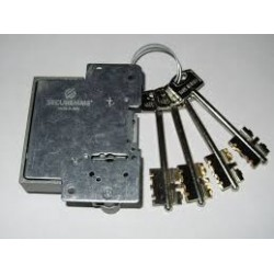 Securemme  - Fechadura de Segurança - Direita