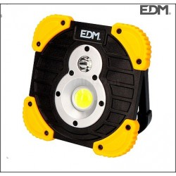 LANTERNA FOCO RECARREGAVEL LED XL 750 LUMEN EDM