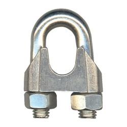 Cerra cabos  (4mm) INOX-A4 - DIN 741